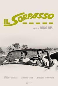 追い越し野郎 (Il Sorpasso) - amore spacey