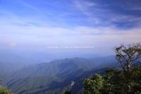 釈迦ヶ岳夕景 (1) - ratoの大和路