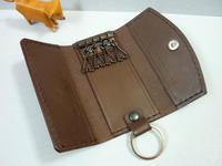 2種類の・・キーケース - 手縫い革小物 paddy の作品箱