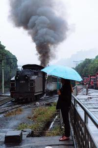 芭石鉄道行脚2016 その2 steam in Shibanxi Railway - ロッキー温泉