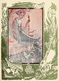 ジョン・R・ニール画の人魚絵 - Books