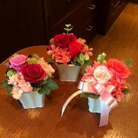 人気のプリザーブドフラワー - 花だより 海浜幕張駅 花屋 テーブルコサージュ・ラボ~フラワーショップ~
