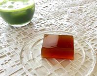 和菓子の試作 - 簡単電子レンジで作れる和菓子 鳥居満智栄の和菓子日和