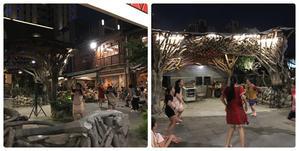 (台中:原住民料理)気分は休暇中の台東~な「城市部落原住民風味餐廳」で原住民料理を♪ - メイフェの幸せいっぱい~美味しいいっぱい~♪
