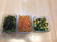 野菜摂取が足りなくて - お転婆シニアのガーデニング、旅、ロードバイク、たまの料理