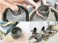 本日の陶芸教室 Vol.715 - 陶工房スタジオ ル・ポット