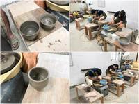 本日の陶芸教室 Vol.716 - 陶工房スタジオ ル・ポット