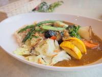 焼き野菜カレー:Lunch Factory むら咲(藤崎町) - 津軽ジェンヌのcafe日記
