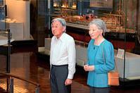 天皇・皇后両陛下が郵船歴史博物館ご訪問 - 船が好きなんです.com