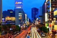 大阪の夜 - 彩