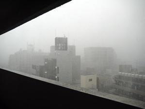 雹が‥ - かつ丼日記
