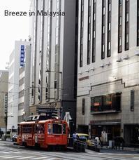 松山 大街道の夏祭り - Breeze in Malaysia