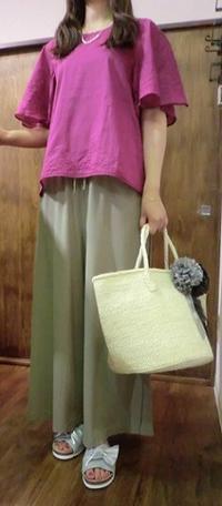 ☆刺繡ブラウス☆ - persimmon blog