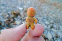 磨耗したフィギア - Beachcomber's Logbook