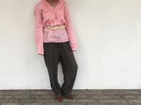 ちょっぴり個性派スタイル 🌷 - 「NoT kyomachi」はレディース専門のアメリカ古着の店です。アメリカで直接買い付けたvintage 古着やレギュラー古着、Antique、コーディネート等を紹介していきます。