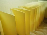 角がビシっと揃った御朱印帳を作りたい - 手製本クリエイター&切絵コラージュ作家 yukai の暮らしを愉しむヒント