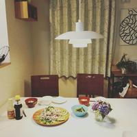 最近の夜ごはんと母のヨーグルトケーキ - ◆◇Today's Mizukitchen◇◆