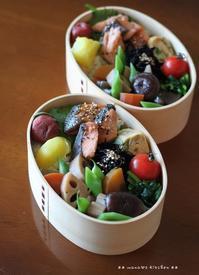 夏太りだ ブ~(´(●●)`) ✿ bento&夕ご飯♪ - **  mana's Kitchen **