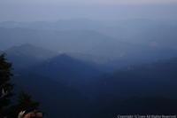 釈迦ヶ岳夕景 光と影 - ratoの大和路