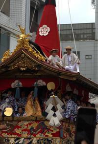 祇園祭 前祭 2017 - 京都ときどき沖縄ところにより気まぐれ