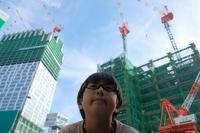 170715〜170717 三連休は渋谷のハワイに元プラ - そら いろ  うみ いろ