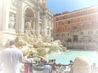 """""""真夏、美し~いトレヴィの泉♪""""と、この先2週間のお天気~^0^ - ROMA  - PhotoBlog"""
