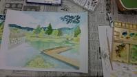 初夏の軽井沢 - 青い空と白い山、そして緑の大地