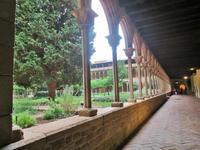 ペドラルべス修道院でのコンサート2 - gyuのバルセロナ便り  Letter from Barcelona