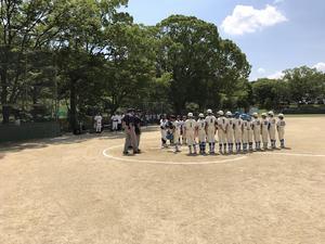 平成29年 富田林少年野球連盟 秋季大会 決勝戦 - 大阪府富田林少年軟式野球連盟です。