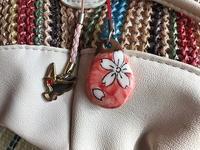 有田焼のストラップ - つれづれ日記