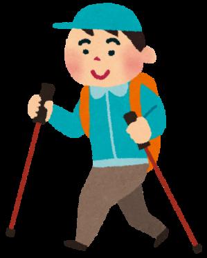 ノルディックポール運動① - 老いないスプラウト介護予防運動