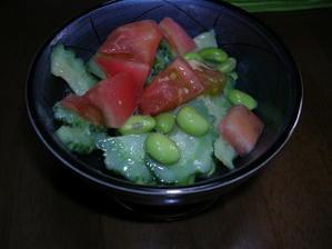 枝豆と豆腐のカリカリ揚げ - ふみノート
