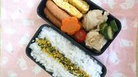 弁当とアラレから朝が来て - trintrin☆dolce☆