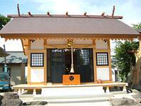 御社殿新築工事 - 織戸社寺工務所 宮大工ブログ