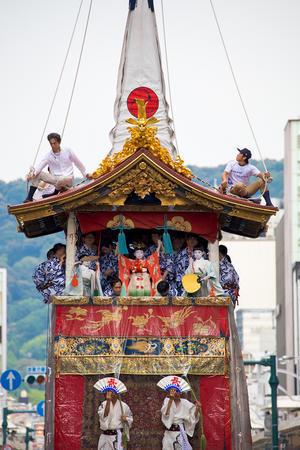 祇園祭2017 長刀鉾曳初め - 花景色-K.W.C. PhotoBlog