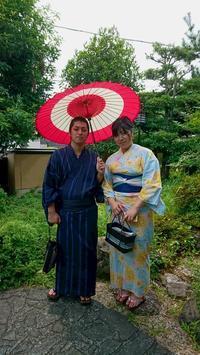 2017年7月18~19日のお客様♪ - 伊勢のレンタル着物 夢小町のブログ