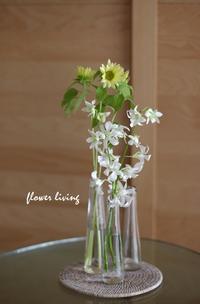 いっぱい書きたいことはあるのだけど・・・久しぶりのブログです。 - flower living