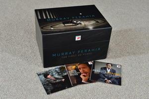 MURRAY PERAHIA - 信心過ぎて極楽通りこす
