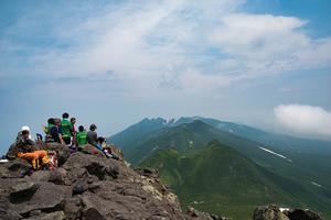 夏山☆羅臼岳【距離は長いけど緩い感じが好きよ】 - へっぽこあるぴにすと☆