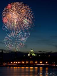 第65回九州花火大会 - 写真ブログ「四季の詩」