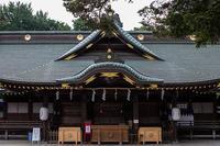 大国魂神社 - 彩りの軌跡