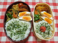 回鍋肉★(^^♪・・・・・高校生弁当 - 日だまりカフェ