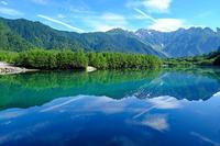 大正池(上高地) - くろちゃんの写真