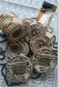 マロンチョコの三つ編みマーブルラウンドパンと里芋アレルギー!? - 素敵な日々ログ+ la vie quotidienne +