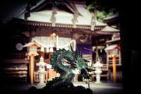 ワンコとドライブ 山梨編2 新倉富士浅間神社 - にゃんてワンダホー!