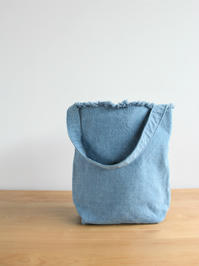 Aeta DENIM SHOULDER - S  (BOSA COLLECTION) - 『Bumpkins putting on airs』
