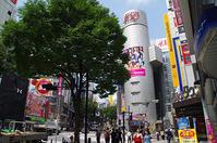 7月19日(水)の109前交差点 - でじたる渋谷NEWS