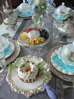 南フランスのお茶会① ~プロローグ~ - ミンミンゼミ