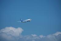 HND - 180 - fun time (飛行機と空)