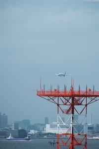 HND - 181 - fun time (飛行機と空)